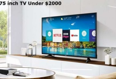 Best 75 inch TV Under $2000