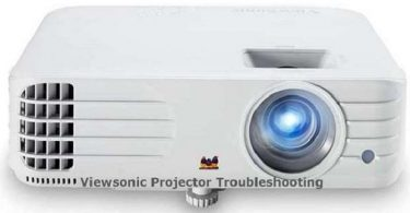 Viewsonic Projector Troubleshooting