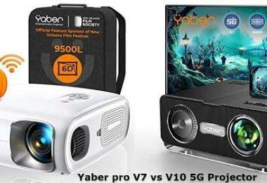 Yaber pro V7 vs V10